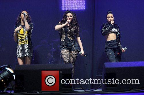 Jade Thirlwall, Leigh-anne, Pinnock, Jesy Nelson, Little Mix and Manchester Arena 6