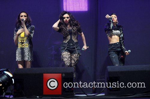 Jade Thirlwall, Leigh-anne, Pinnock, Jesy Nelson, Little Mix and Manchester Arena 11