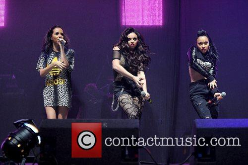 Jade Thirlwall, Leigh-anne, Pinnock, Jesy Nelson, Little Mix and Manchester Arena 7