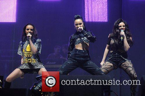 Jade Thirlwall, Leigh-anne, Pinnock, Jesy Nelson, Little Mix and Manchester Arena 10