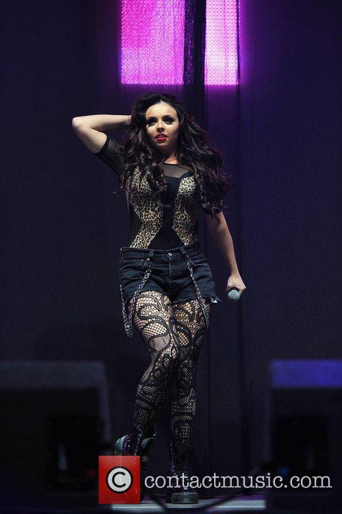 Jesy Nelson, Little Mix and Manchester Arena 4