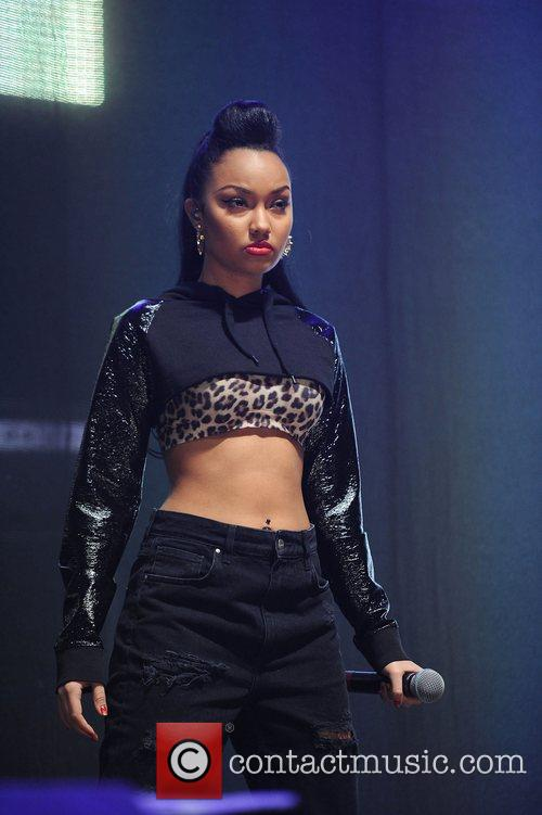 Leigh-anne, Pinnock, Little Mix and Manchester Arena 4