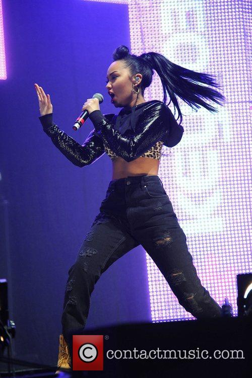 Leigh-anne, Pinnock, Little Mix and Manchester Arena 2