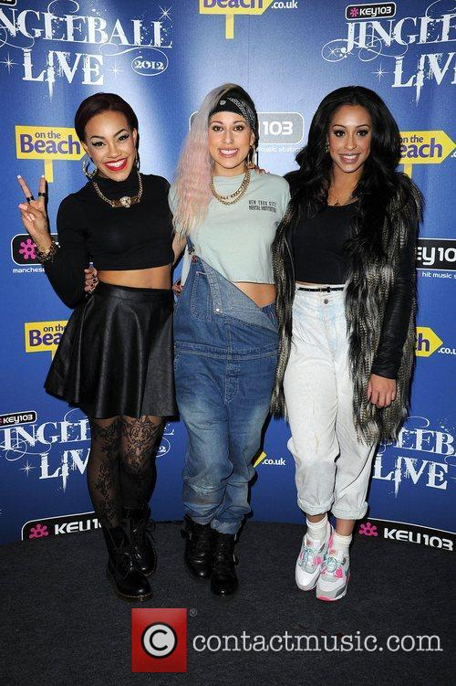 Karis Anderson, Courtney Rumbold, Alexandra Buggs, Stooshe and Manchester Arena 5