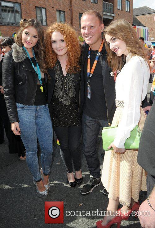 Brooke Vincent, Antony Cotton and Jennie Mcalpine 2
