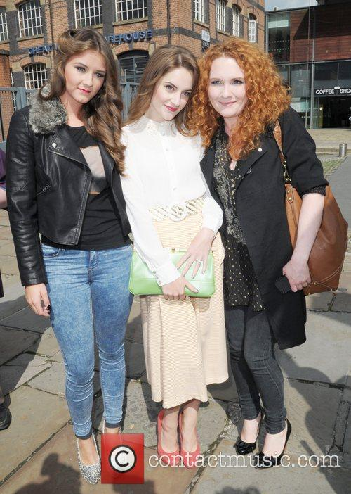 Brooke Vincent and Jennie Mcalpine 3