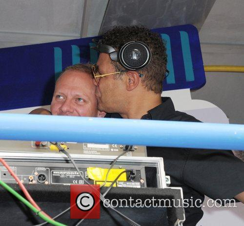 Craig Charles and Antony Cotton 2