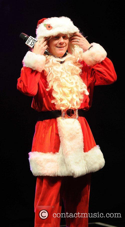 Antony Cotton Manchester Christmas Lights switch-on at Albert...