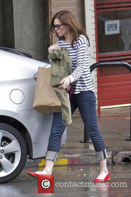Mandy Moore and The Rain 11