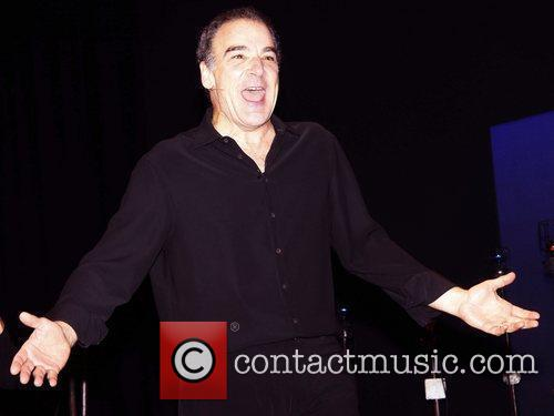 Mandy Patinkin is surprised by a bevy of...