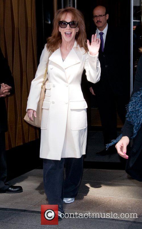 Kathy Griffin and Manhattan Hotel 3