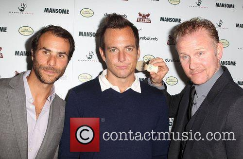 Will Arnett and Morgan Spurlock 5