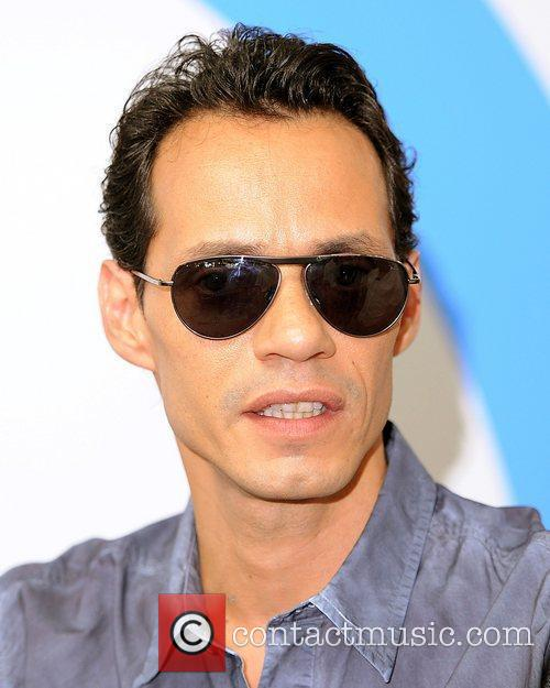 Marc Anthony opens Obama For America Campaign Office...