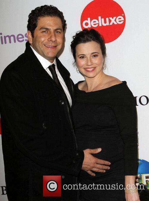 Linda Cardellini & Steven Rodriguez March Of Dimes'...