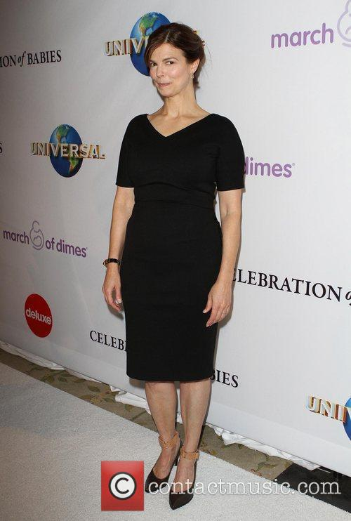 Jeanne Tripplehorn March Of Dimes' 6th Annual Celebration...