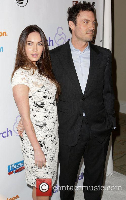 Megan Fox and Brian Austin Green 1