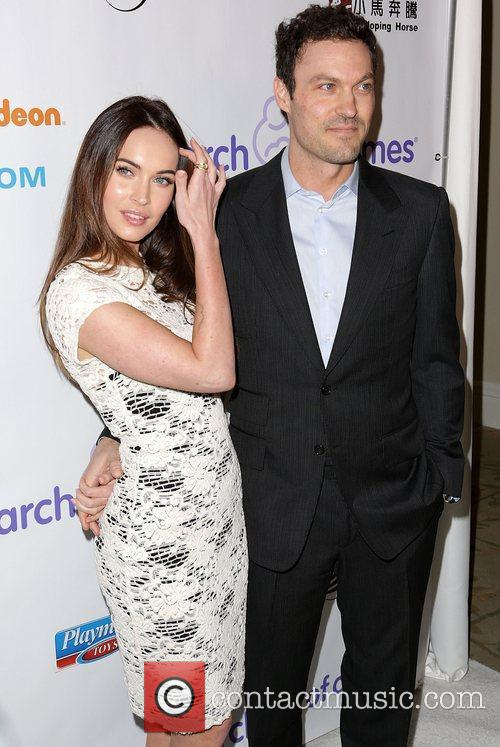 Megan Fox and Brian Austin Green 8