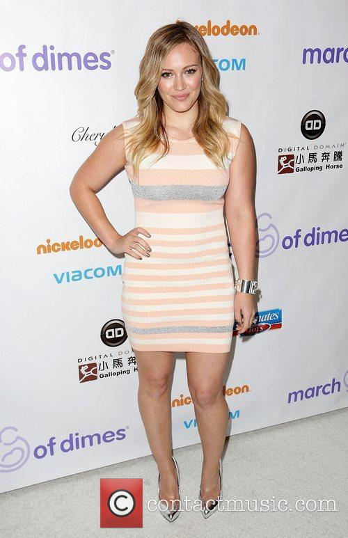hilary duff march of dimes celebration of 4192521