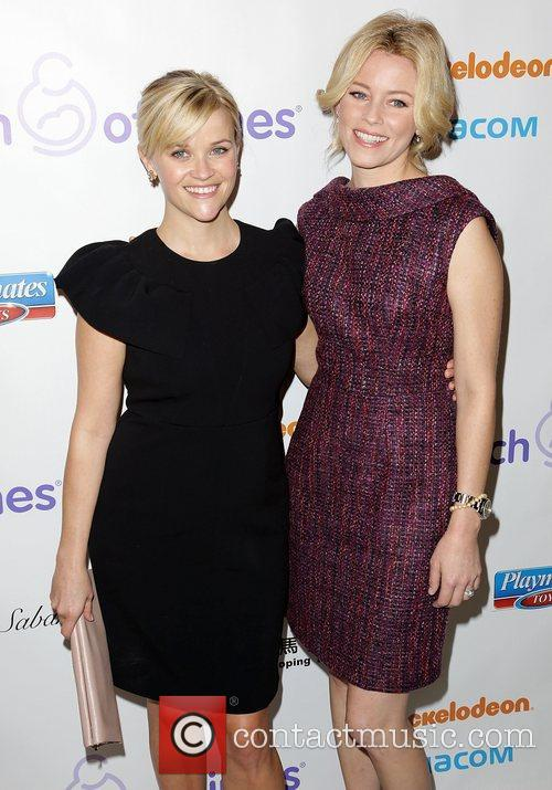 Reese Witherspoon and Elizabeth Banks 6