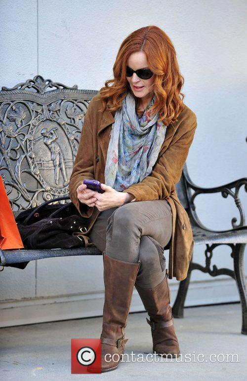 Marcia Cross and Ralph Lauren 7