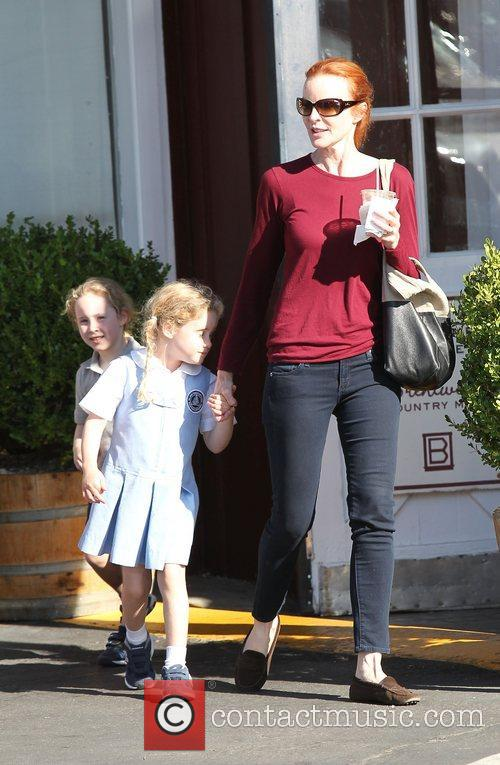 Marcia Cross, Farmers Martket and Brentwood 7
