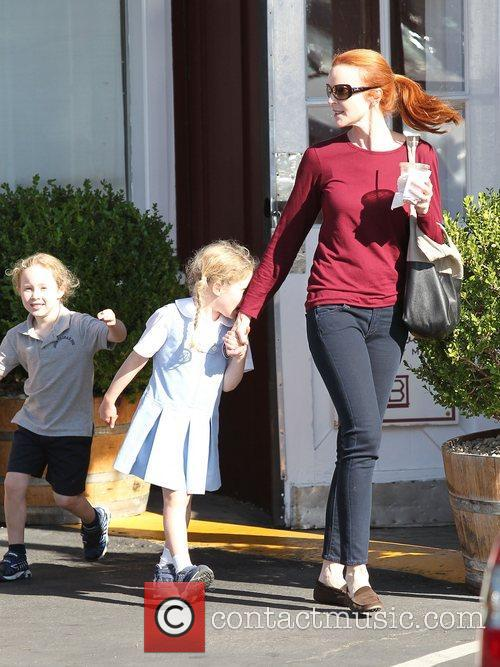Marcia Cross, Farmers Martket and Brentwood 2