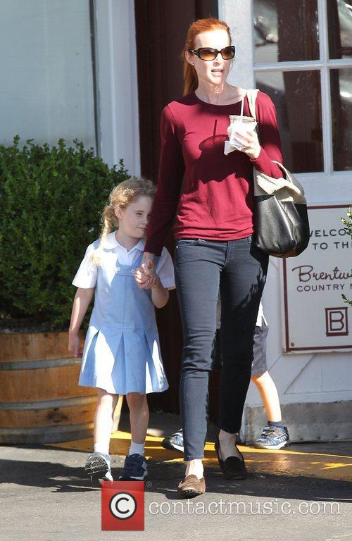 Marcia Cross, Farmers Martket and Brentwood 8