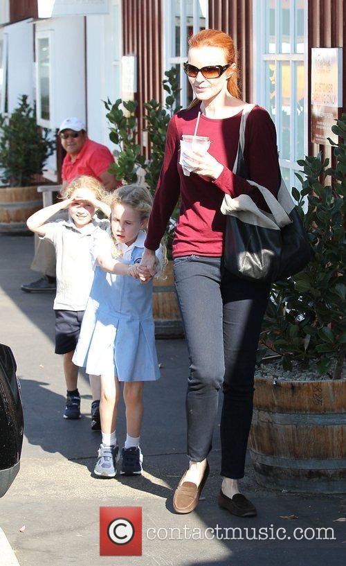 Marcia Cross, Farmers Martket and Brentwood 5