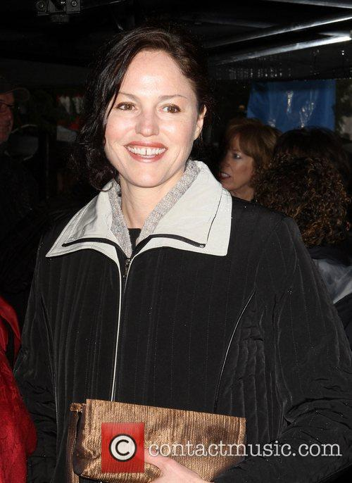 Jorja Fox and Star On The Hollywood Walk Of Fame 6