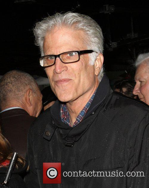 Ted Danson and Star On The Hollywood Walk Of Fame 2