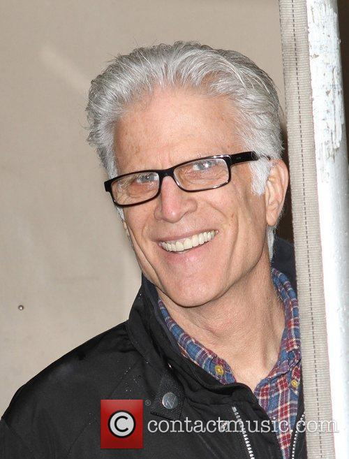 Ted Danson and Star On The Hollywood Walk Of Fame 4