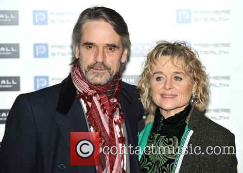 Jeremy Irons and Sinead Cusack 3
