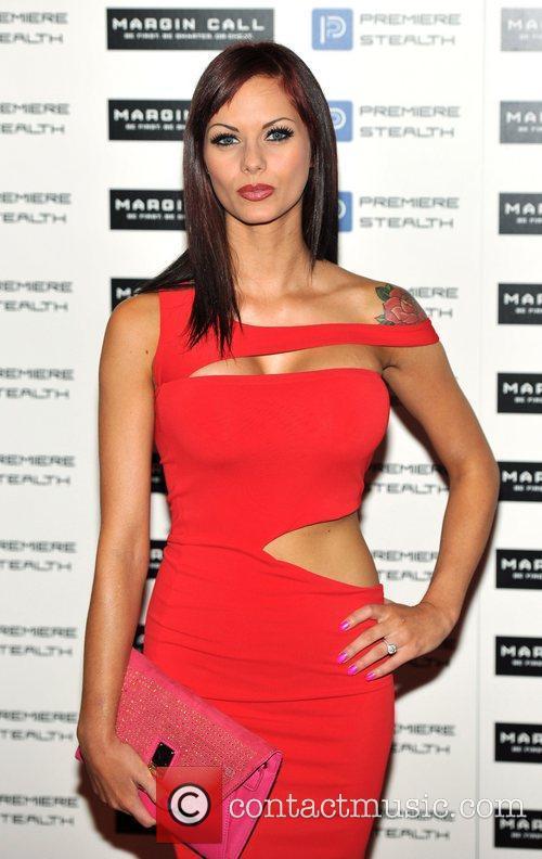 Jessica-Jane Clement Margin Call - UK film premiere...