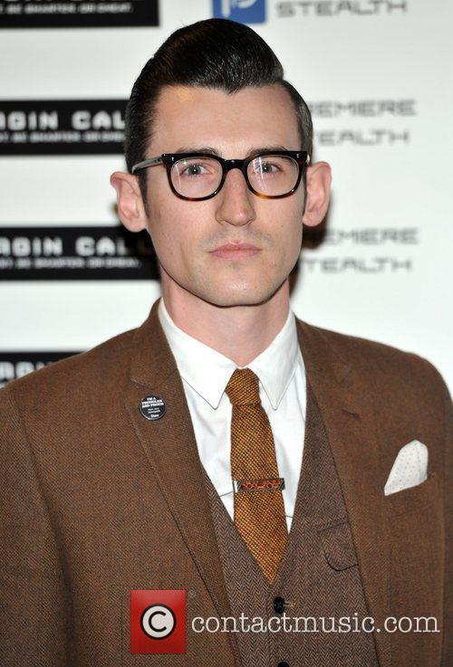 Ben Shires Margin Call - UK film premiere...