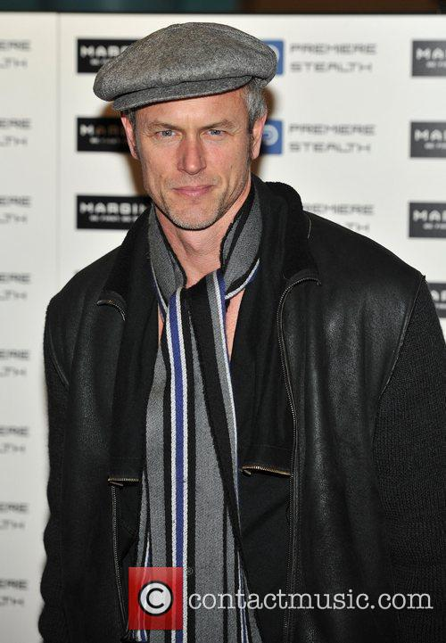 Mark Foster Margin Call - UK film premiere...