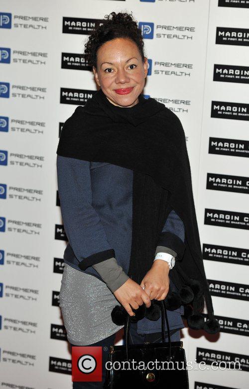 Oona King Margin Call - UK film premiere...