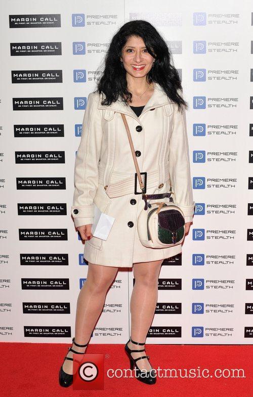 Shappi Korsandi Margin Call - UK film premiere...