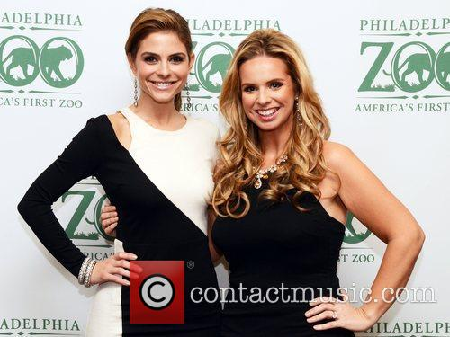 Maria Menounos and Maria Papadak 2