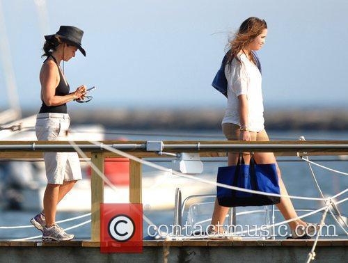 maria shriver and her daughter christina schwarzenegger 4021084