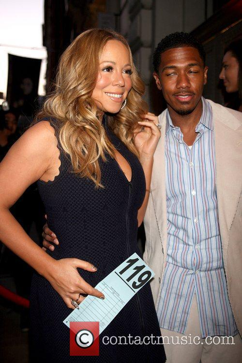 Mariah Carey and Nick Cannon 7