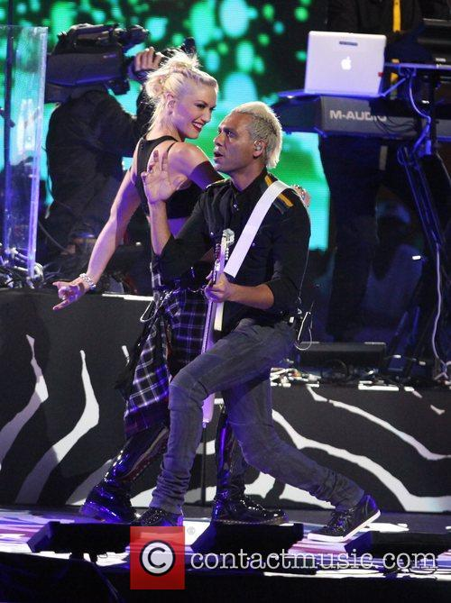 Gwen Stefani and No Doubt 12