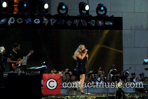 mariah carey the 2012 nfl kick off 4060475