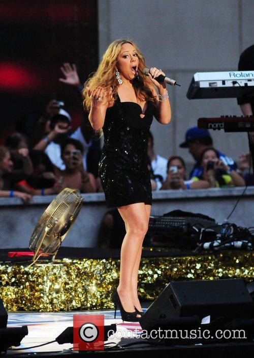mariah carey performs during the 2012 nfl 4060720