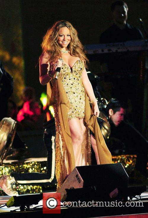 mariah carey performs during the 2012 nfl 4060721