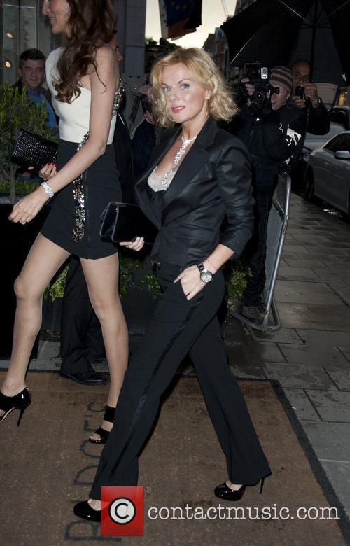 gerri halliwell celebrities attend the marie curie 5842392