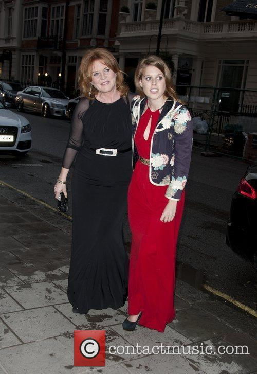 Princess Beatrice and Sarah Ferguson 3