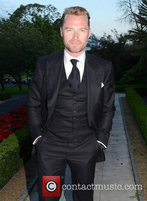 Ronan Keating,  at the 13th Marie Keating...