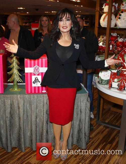 marie osmond marie osmond doll signing at 4169635