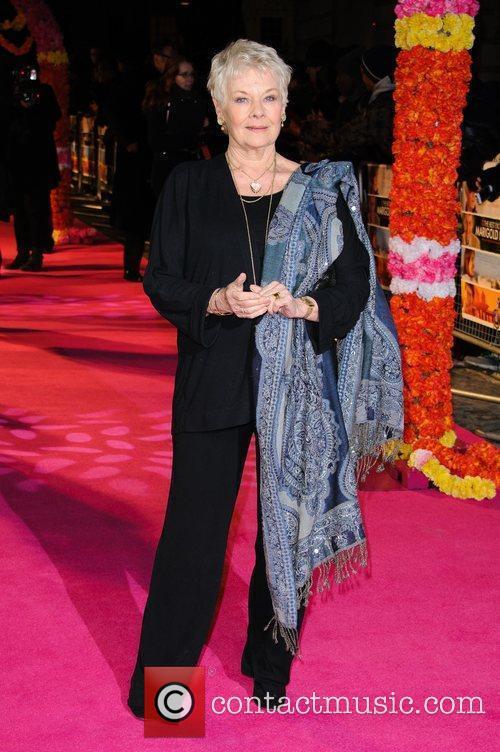 Judi Dench, Bill Nighy, John Madden, Penelope Wilton and Tom Wilkinson 1