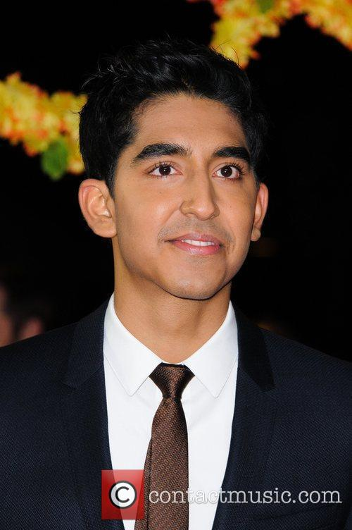 Dev Patel and Penelope Wilton 6